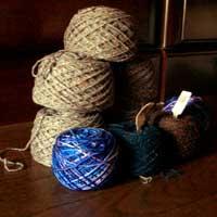 9つの毛糸だま